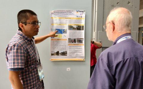 Poster presentation at ISMAR10 in Madrid