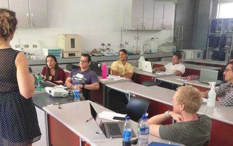 Workshop on stakeholders assessment